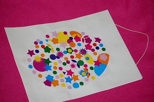 Loisirs créatifs - décoration de Pâques enfants