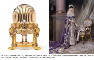 Imperial Easter Egg 1887