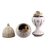 Mariinsky Romanov Egg - 2013 - Création commémorative à l'occasion des 400 ans de la dynastie Romanov.