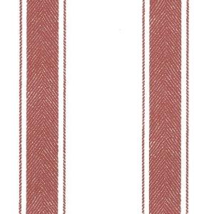 Déco tendance rouge - papier peint